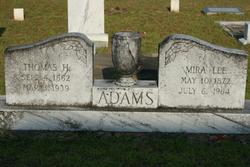 Elmira Mira <i>Lee</i> Adams