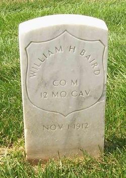 William H Baird