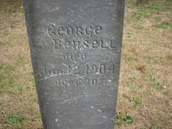 George Bensell
