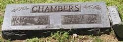 Margaret Ann <i>Wade</i> Chambers