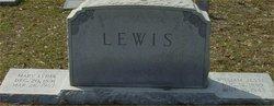 Mary Lydia <i>Tabor</i> Lewis