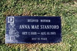 Anna Mae <i>Johnston</i> Stanford