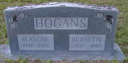 Burnette Hogans