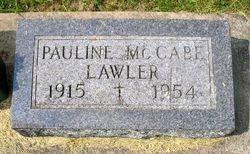 Pauline <i>McCabe</i> Lawler