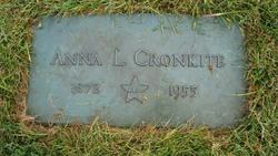 Anna Louise <i>Prussia</i> Cronkite