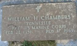 William Henry Chambers