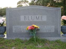 Gladys Carroll Blume