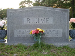 Elbert David Blume