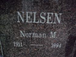 Norman Melvin Nelsen