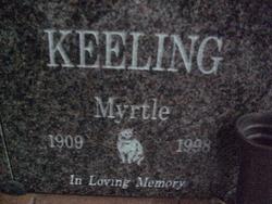 Myrtle Keeling