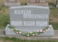 Alex Herman Ahlers