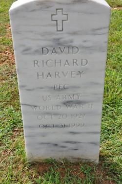 PFC David Richard Harvey