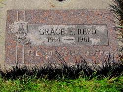 Grace Edith <i>Smith</i> Reed