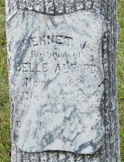Bennett Jefferson Alford