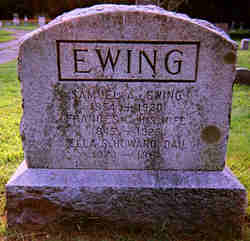 Frances C Ewing