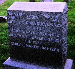 William W Brewster