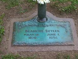 Stella Blanche <i>Vaux</i> Betler