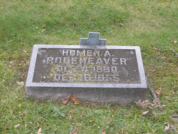 Dr Homer Alvan Rodeheaver