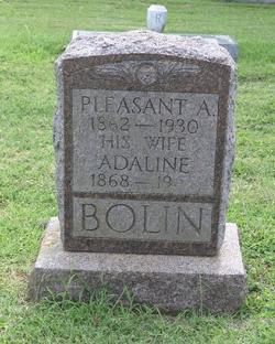 Pleasant A. Bolin