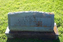 Millie Caroline <i>Miller</i> Cantrell