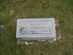 Mathilda Hagedorn