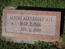 Albert Alexander Alt
