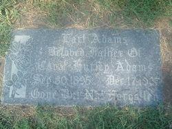 Earl Adams