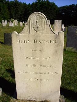 John Badger