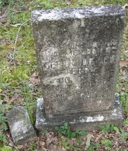 Gertrude Terry