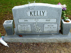 Warren Kelly