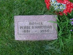 Pearl R. Hartman