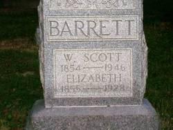 Winfield Scott Barrett