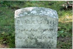 Aaron Burr Caswell