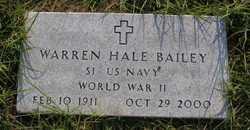 Warren Hale Bailey