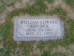 William Edward Adcock