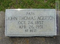 John Thomas Agerton