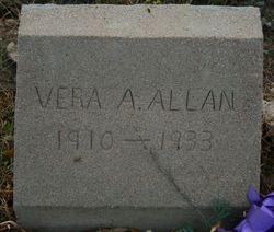 Vera A. Allan