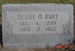 Bessie M Burt