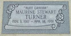 Maurine <i>Stewart</i> Turner