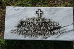 Pvt John Burnsed