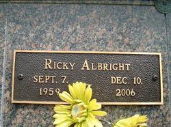 Ricky Albright