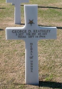 George Dennis Keathley