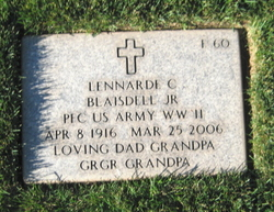 Lennarde C. Blaisdell