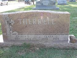 Clara Delle <i>Harrison</i> Therrell