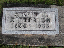 Albert H Dieterich