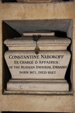 Constantine Dmitrievich Nabokov