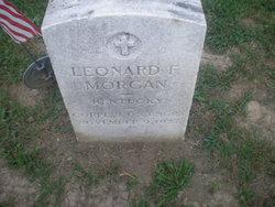 Leonard F Morgan