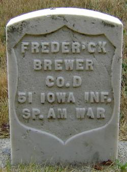 Frederick Brewer