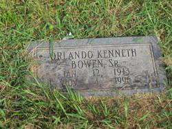Orlando Kenneth Bowen, Sr