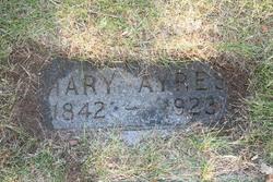 Mary <i>Fowler</i> Ayres